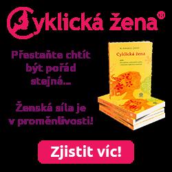 Kniha Cyklická žena