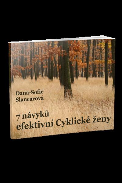 kniha 7 návyků efektivní cyklické ženy