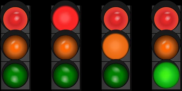 Jaká barva svítí právě na vašem vnitřním vztahovém semaforu?
